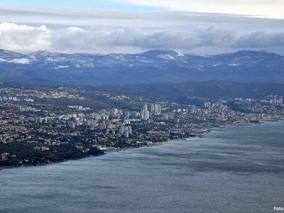 Front view - Rijeka